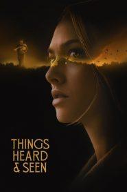 THINGS HEARD & SEEN | NETFLIX (2021) แว่วเสียงวิญญาณหลอน